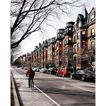 Never Thought We'd See Comm Ave So by Brian McWilliams