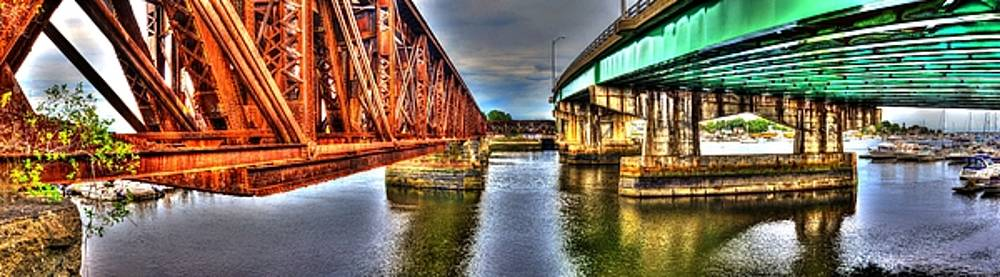 Matt Swinden - New and Old Bridge