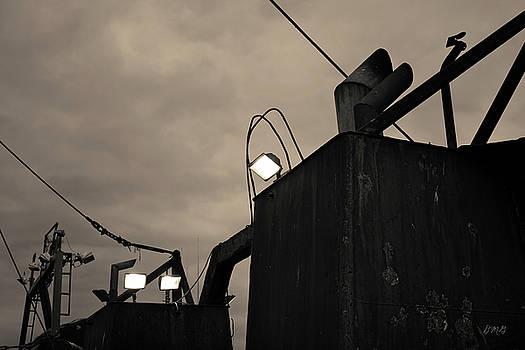 David Gordon - New Bedford Waterfront XV Toned