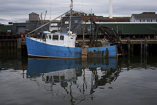 David Gordon - New Bedford Waterfront XVIII color