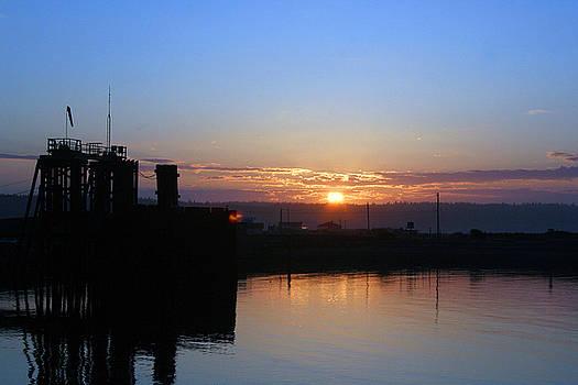 New Beginnings - Keystone Sunrise SR 1003 by Mary Gaines