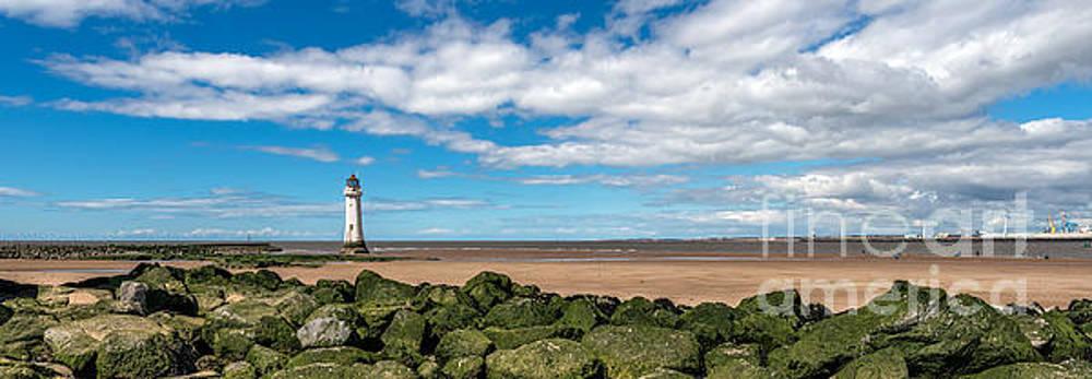 Adrian Evans - New Brighton Lighthouse