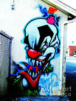 New Clown In Town by Kelly Awad