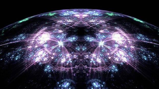 New Dawn #art #digitalart #fractals by Michal Dunaj