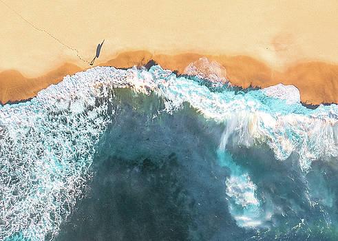 New Day, New Waves by Evgeny Vasenev
