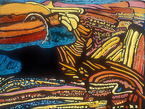 New Destinations by Sandra Salo Deutchman