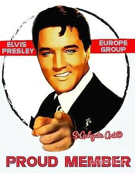 New Elvis Presley Europe Group by Scott Ashgate