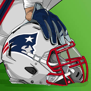 New England football by Akyanyme Jorge Servin