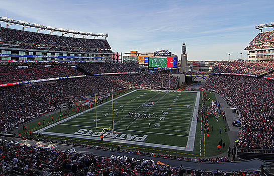 Juergen Roth - New England Patriots