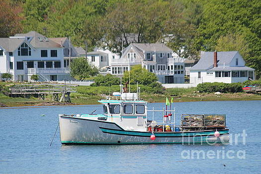 New England Summer by Theresa Willingham