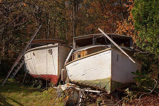 New England Yard Art by Kirkodd Photography Of New England