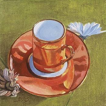 New Flower by Yisehak Fikre-Sellassie