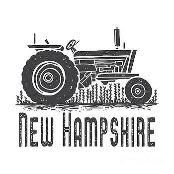Edward Fielding - New Hampshire Vintage Tractor