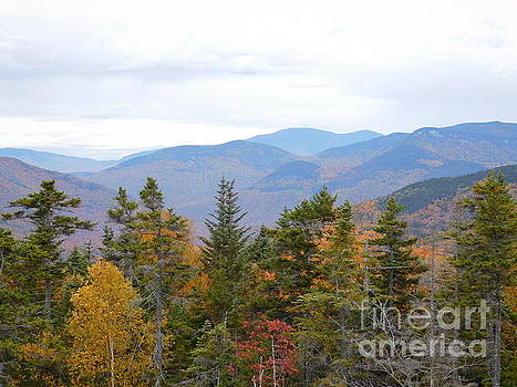 New Hampshires White Mountains by Catherine Gagne