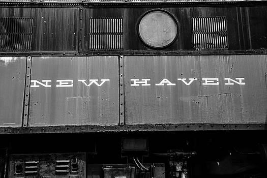 Karol Livote - New Haven RR