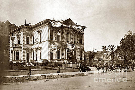California Views Mr Pat Hathaway Archives - New Home Of The Emporium on Van Ness Avenue at Post Street May  19061