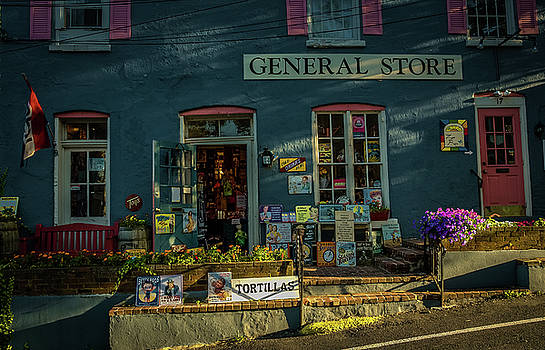 New Hope General Store by George Sheldon