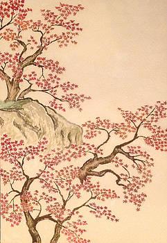 New Japanese Artistic Cloud of Yokoyama Taikan by Sawako Utsumi