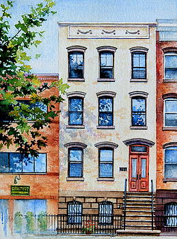 Hanne Lore Koehler - New Jersey Brownstone