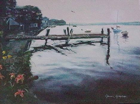 New Jersey Calm by Jaren Johnson