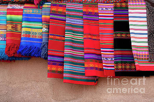 New Mexico Blankets by Sharon Foelz