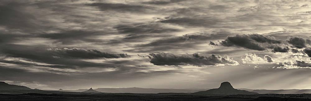 David Gordon - New Mexico Panorama I Toned