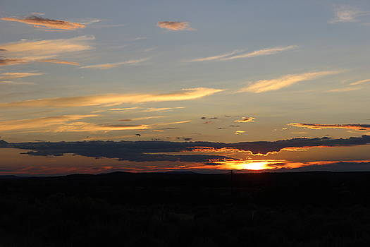 New Mexico Sunset by Craig Butler