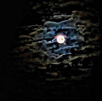 New Moon by Al Harden