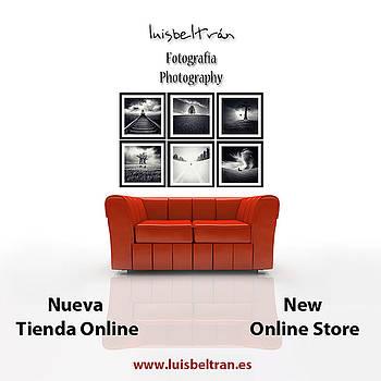 New Online Store by Luis  Beltran