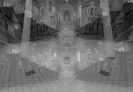 New Orleans Church by Kelly McNamara