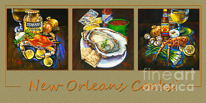 New Orleans Cooks by Dianne Parks
