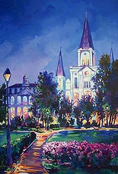 New Orleans by Elaine Adel Cummins