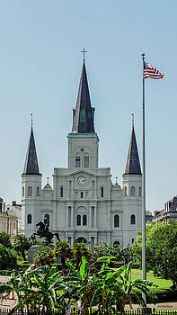 Allen Sheffield - New Orleans - Jackson Square 2