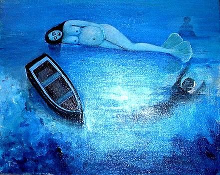 New Orleans Marine Love by Patricia Velasquez de Mera