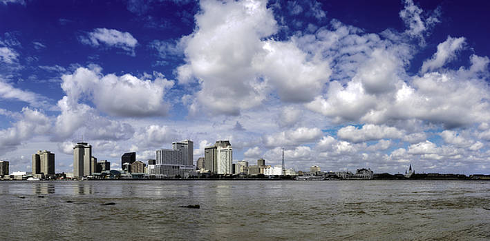 Chris Coffee - New Orleans Panoramic