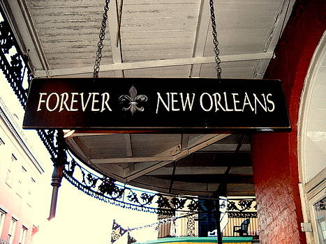 New Orleans Proud to Call it Home by Ted Hebbler