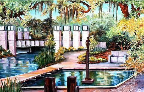 New Orleans Sculpture Garden by Diane Millsap