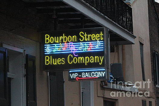 Chuck Kuhn - New Orleans Signs III