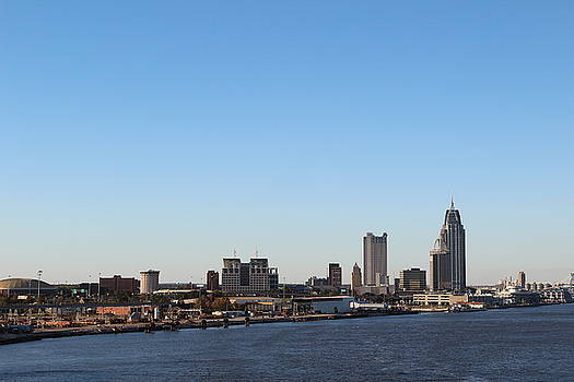 New Orleans Skyline by Robert Smith