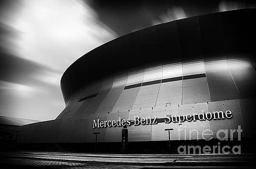 New Orleans Stadium by Alessandro Giorgi Art Photography