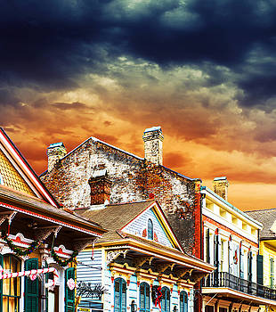 New Orleans by Sunman