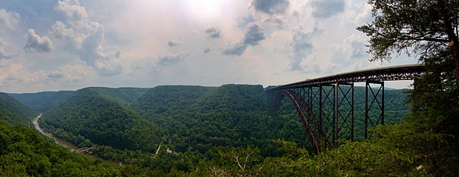 New River Gorge Bridge by Jason Rossi