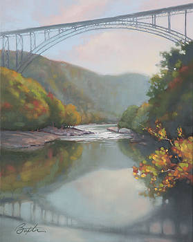 New River Gorge by Todd Baxter