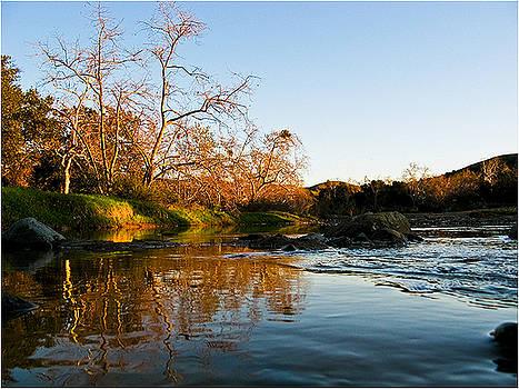 New River by Mirza Ajanovic