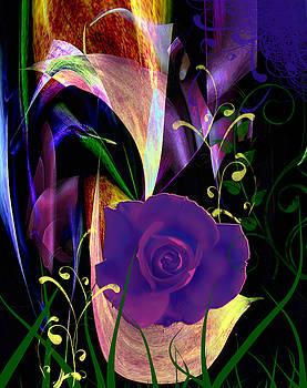 New Rose by Ruth Kongaika
