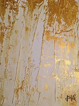 Golden Rain by Agota Horvath