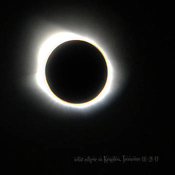 Kingston, TN eclipse by Carlee Ojeda