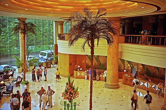 New World Hotel, Ho Chi Minh City by Rich Walter