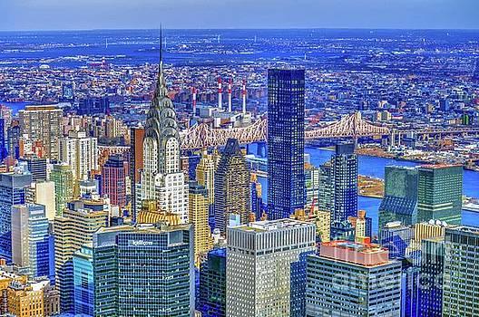 New York - 0200o by Debra Kewley