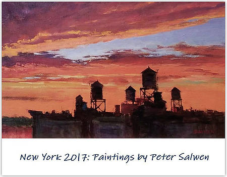 New York 2017 by Peter Salwen